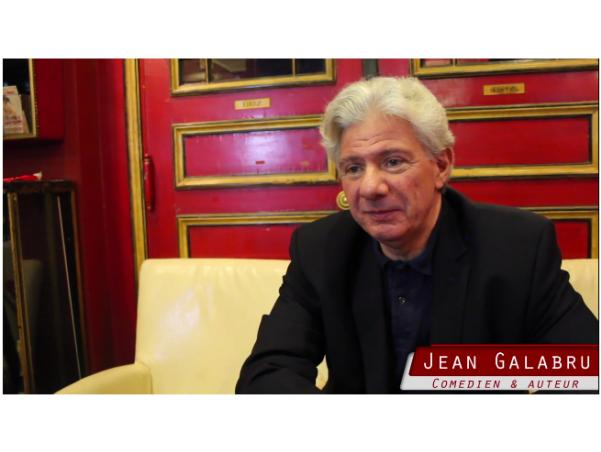 Professeur de théâtre à Paris : Interview de Jean Galabru